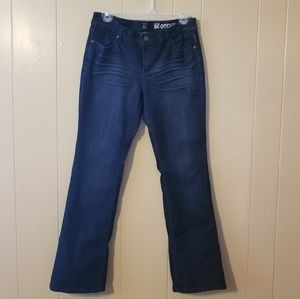 New York & Company Dark Bootcut Jeans